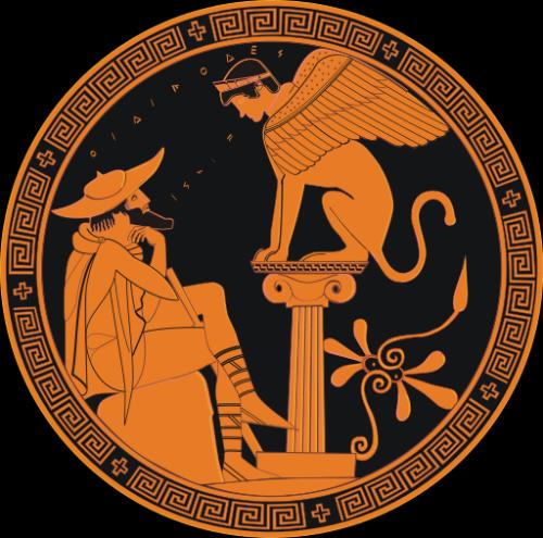 Los mitos griegos (Edipo) y el inconsciente humano