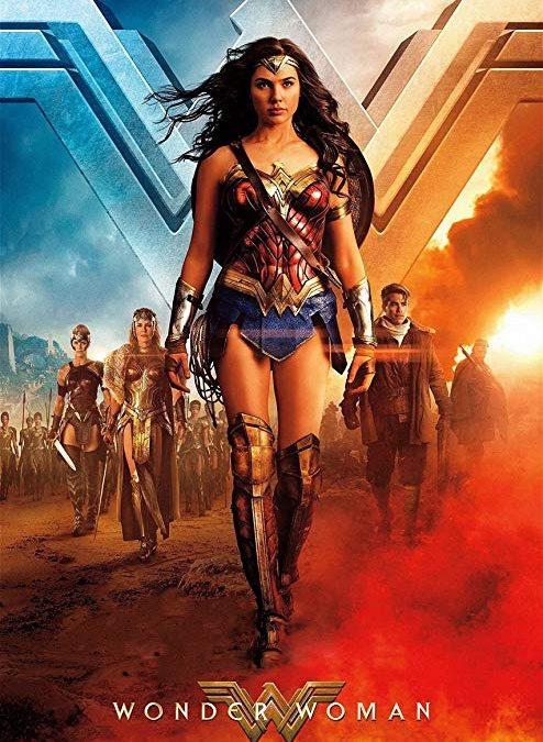 ¿Quieres ser Wonder Woman?